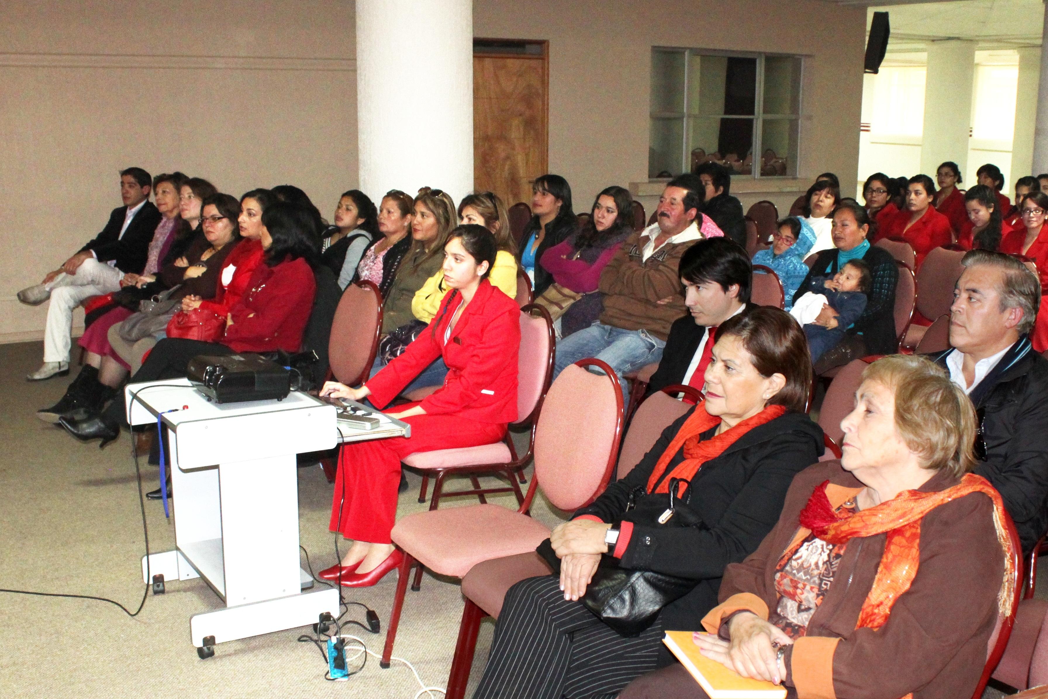 Alumnos de obstetricia realizaron trabajo de educación en salud en ...