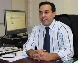 Vicerrector académico, Milenko del Valle.