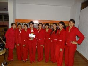 Grupo de extensión de Obstetricia y Puericultura de la UA