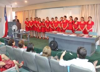 Los futuros profesionales rendirán su examen de título el próximo 17 de enero de 2013