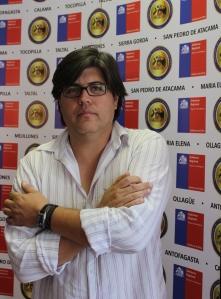 Alberto Olguín Duran.
