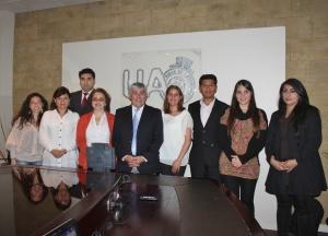 Siete investigadores de distintas áreas se integraron al Programa de Postgrado de la Universidad de Antofagasta. Ellos financiarán sus estudios con las becas que otorga Conicyt
