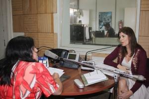 Cada semana el programa del SEMDA, realiza en una entrevista en el estudio a diversos actores sociales. Esta semana estará la Coordinadora de la Unidad de Adopción del Sename.
