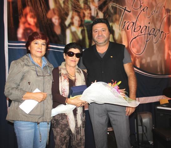 ANA GORNAL, MARIÓN PÉREZ Y LUIS ROJAS 8769