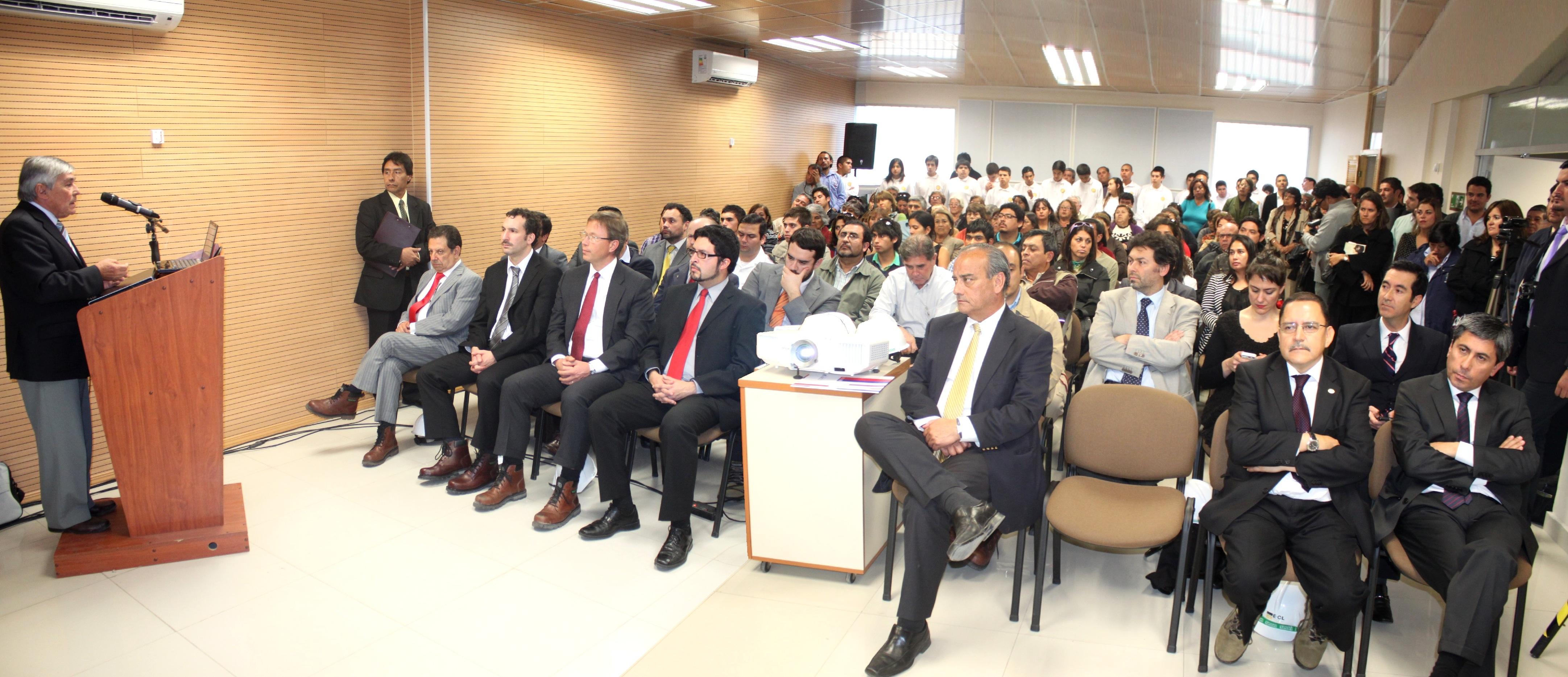Consorcio Desert Bioenergy inauguró planta piloto de cultivo de ...