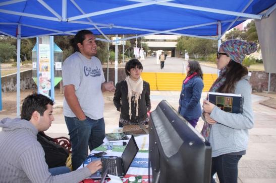 Tres listas se encuentran en disputa por quedarse con el liderazgo de los estudiantes de la UA