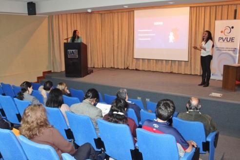 Con un positivo balance se realizó el primer Pecha Kucha de la Universidad de Antofagasta
