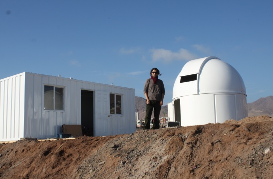 El nuevo centro permitirá la observación en el día y en la noche