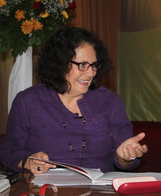 La escritora nortina Soledad Fariña habló sobre la obra de Alejandro Jodorowsky